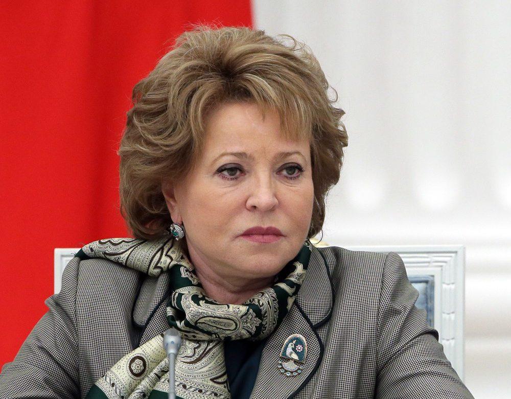 Матвиенко предложила скорректировать закон о госзакупках в сфере культуры