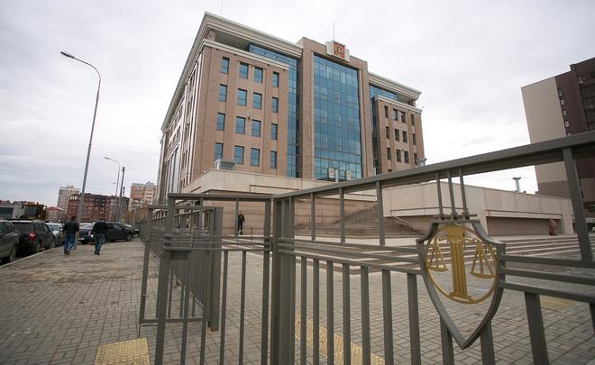 Татарстанский арбитраж начал банкротство бизнеса главы республиканского отделения «Справедливой России»